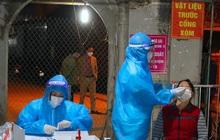 """Hà Nội: Ổ dịch """"nóng"""" nhất ghi nhận thêm 5 ca dương tính SARS-CoV-2"""
