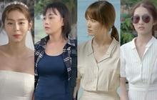So kè váy áo của mỹ nhân Việt - Hàn đóng cùng vai diễn: Khả Ngân y hệt Song Hye Kyo, Phương Oanh kém xa bản gốc!