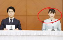 Không váy cưới chẳng tiệc mừng, Công chúa Nhật xuất hiện đầy căng thẳng cùng chồng trong ngày kết hôn trước sự soi mói của dân chúng