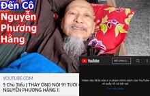 """Clip của ông Lê Tùng Vân """"bay hơi"""" khỏi YouTube sau lời đề nghị xét nghiệm ADN và hứa cho 20 tỷ từ bà Phương Hằng"""