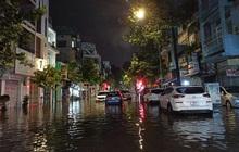 Cảnh báo chiều nay 26/10, TP.HCM mưa to và ngập sâu, cần hạn chế ra đường