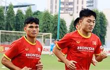 Tuyển Việt Nam rèn thể lực chuẩn bị cho trận gặp tuyển Nhật Bản