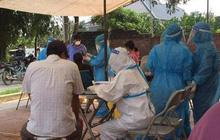 Xuất hiện chùm lây mới, Bắc Giang lấy mẫu thần tốc cho 15.000 người
