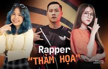 """Top những giọng rap """"đi vào lòng đất"""" của streamer Việt: Người được khen vì """"tấu hài"""", kẻ lại viral bởi quá thảm họa?"""
