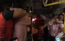 Clip: Sàm sỡ nữ võ sĩ Muay Thái nơi công cộng, tên biến thái trả giá đắt