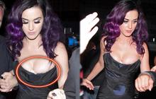 Vật thể thò ra ở ngực Katy Perry gần 10 năm trước vẫn còn là bí ẩn mà không ai giải thích được