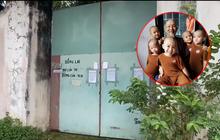 """Cận cảnh """"Tịnh thất Bồng Lai"""" cửa đóng then cài và chia sẻ bất ngờ của hàng xóm sau loạt lùm xùm với CEO Phương Hằng"""