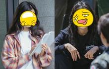 Mỹ nữ U40 trẻ như gái 18 đẹp đến lịm người ở hậu trường phim mới, cười một cái là tim netizen đứt phanh