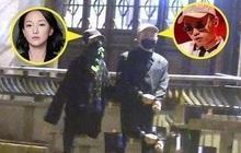 Chia tay mối tình đồng tính với con gái Vương Phi, Châu Tấn gây sốc khi lộ đi khách sạn với đàn kém hơn 13 tuổi?