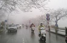 Đón không khí lạnh, Hà Nội mưa rét trở lại từ ngày mai
