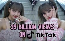 Lisa là nữ idol Hàn Quốc duy nhất đạt kỷ lục cực khủng trên TikTok, nhưng trớ trêu là cô nàng còn chưa tạo tài khoản?