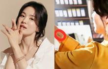 """Song Hye Kyo bất ngờ để lộ """"tha thu"""": Nữ thần trong làng gái ngoan ngày nào giờ đã lột xác táo bạo rồi?"""