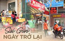 Sài Gòn sáng 28/10: Khách đi ăn sáng phải quay xe vì một lý do, shipper vừa cười vừa mếu vì không biết nên làm gì hôm nay
