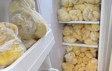 Cô gái về quê choáng nặng khi thấy 1 thứ đắt đỏ ở Sài Gòn chất đầy trong tủ lạnh nhà mình, đem ra ăn thay cơm chắc đến Tết cũng hết!