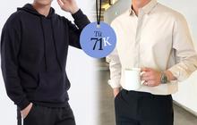 Đồ nữ sale đẫm thì đồ nam cũng không kém cạnh: Giảm tới 61% từ sơmi, hoodie đến sneakers, 71k là sắm được đồ