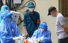 Ngày 28/10, Hà Nội thêm 33 ca mắc Covid-19 mới, có 11 ca ngoài cộng đồng