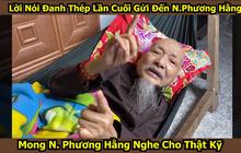 Vì sao ông Lê Tùng Vân của Tịnh Thất Bồng Lai không đăng video đáp trả nữ CEO Đại Nam trên kênh YouTube 2 triệu subscribers?