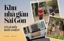 """Chùm ảnh: Mỗi buổi chiều khi người ở khu nhà giàu Sài Gòn """"enjoy cái moment"""" với loạt """"hoạt activities"""""""