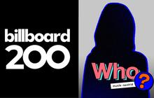 Nữ nghệ sĩ xác lập kỉ lục là người đầu tiên và duy nhất debut ở thế kỉ 21 có 7 album cùng nằm trên Billboard 200