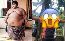 Cậu bé béo nhất thế giới nặng gần 200kg gây choáng với ngoại hình mới chỉ sau 4 năm giảm cân, nhìn hình không ai dám tin là cùng một người