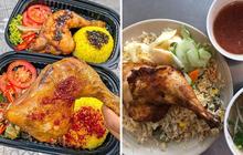 Trưa ăn gì chốt nhanh: 5 quán cơm đùi gà chuyên ship ngon bá cháy ở Hà Nội, chỉ từ 25k là no bụng tới chiều