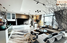 Vợ chồng trẻ đổi nhà đến lần thứ 5, căn hộ mới nhất trị giá 4 tỷ, nhìn view hồ Tây là biết vị trí cực đắc địa