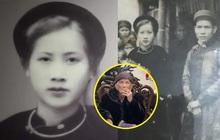 """Cụ bà 100 tuổi ở Hà Nội gây sốt bởi nhan sắc xinh đẹp thời trẻ: """"Cụ vẫn minh mẫn, nhớ vanh vách tên tuổi con cháu"""""""