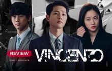 Vincenzo: Tưởng hành động giật gân ai ngờ hài muốn xỉu, Song Joong Ki mặt baby vẫn cân đẹp vai xã hội đen cực ngầu