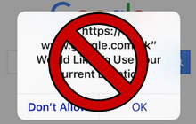Safari hiển thị pop-up và yêu cầu chia sẻ vị trí trên iPhone, đây là cách trị dứt điểm!