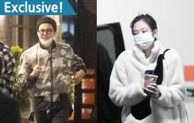 HOT: G-Dragon (BIGBANG) hẹn hò Jennie (BLACKPINK)!