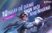 Garena bất ngờ tặng FREE skin với cách cực đơn giản, nhưng game thủ Liên Quân lại chẳng mấy mặn mà!