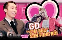 """Giữa lúc Sơn Tùng đang cuốn vào vòng xoáy đạo nhạc, tin G-Dragon hẹn hò Jennie chiếm sóng MXH """"giải nguy"""" luôn"""