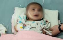Mẹ ruột đem con bỏ rơi tại bệnh viện, bé trai 3 tháng tuổi nguy kịch vì viêm phổi nặng