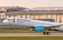 Bamboo Airways dẫn đầu toàn ngành về tỷ lệ bay đúng giờ