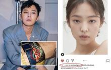 """Netizen Trung """"đào bới"""" toàn hint khó ai tìm ra: G-Dragon cố tình bày tỏ tình cảm với Jennie vô số lần nhưng ít ai để ý?"""