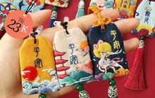 Từ 23k mua bùa hộ mệnh Omamori như người Nhật để vạn sự hanh thông