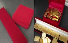 """Được chồng tặng cả chục thỏi vàng đựng trong hộp sang chảnh, người phụ nữ hí hửng mở ra thì phát hiện sự thật """"cay đắng"""""""