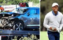 Dập hai chân bởi tai nạn khủng khiếp, Tiger Woods đứng trước nguy cơ tàn tật