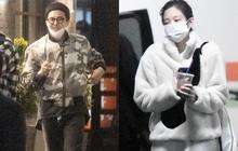 """G-Dragon bỗng bị """"ném đá"""" kịch liệt vì 1 chi tiết nhạy cảm trong ảnh hẹn hò Jennie, chuyện gì đây?"""