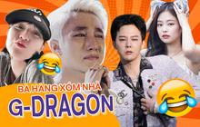 """Ra đây nghe bà hàng xóm nhà G-Dragon kể về nguồn cơn hẹn hò với Jennie: Tất cả vì """"người em sinh đôi"""" Sơn Tùng?"""