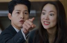 """""""Bồ mới"""" của Song Joong Ki khiến fan Vincenzo ngán ngẩm: Miếng duyên chị rớt ở đâu rồi?"""