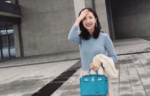 Nhan sắc rạng rỡ, thần thái không giảm dù 1mm của vợ chủ tịch Taobao hậu lùm xùm ly hôn