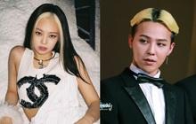 """G-Dragon và Jennie là """"ông hoàng bà chúa"""" của những kiểu tóc dị thường, đàng gái lắm lúc như lấy cảm hứng từ đàng trai vậy"""