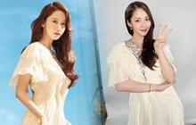 """Yoona đọ sắc nảy lửa với Park Min Young khi """"đụng"""" đầm của Chloé, netizen trầm trồ: """"Không biết ai đẹp hơn ta?"""""""