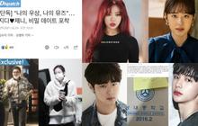 """Thuyết âm mưu căng đét: Dispatch tung tin G-Dragon - Jennie hẹn hò để lấp """"phốt"""" bạo lực của hơn 10 sao Hàn?"""