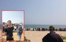 Nhóm học sinh đuối nước khi tắm biển, thanh niên 20 tuổi lao ra cứu sống được 3 người