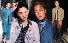 """Từ """"Gucci Boy"""" Kai đến """"Đại sứ Chanel"""" G-Dragon, bạn trai của Jennie toàn là biểu tượng thời trang nức tiếng Kpop!"""