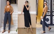 Làm dâu nhà hào môn nhưng Hà Tăng chỉ mê diện lại giày cũ, nể nhất là mỗi lần lại một style khác biệt