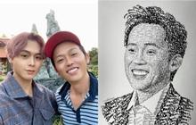 """Anh chàng hoạ sĩ hot TikToker vẽ tặng """"bố"""" Hoài Linh, sau 1 ngày thu về lượt view và tương tác siêu khủng"""