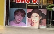 """Bắt gặp Jennie chụp ảnh chung với """"em trai sinh đôi của G-Dragon"""" ở Việt Nam, còn rủ nhau bán kính?"""